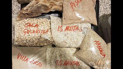 Sardegna,sabbia rubata torna in spiaggia