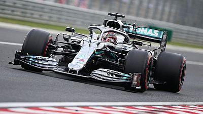هاميلتون الأسرع في التجارب الحرة الأخيرة بسباق المجر