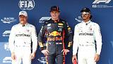 Young gun Verstappen lays to rest the old pole question