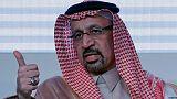 وزير الطاقة السعودي يقول إنه ناقش مع نظيره الروسي أسواق النفط