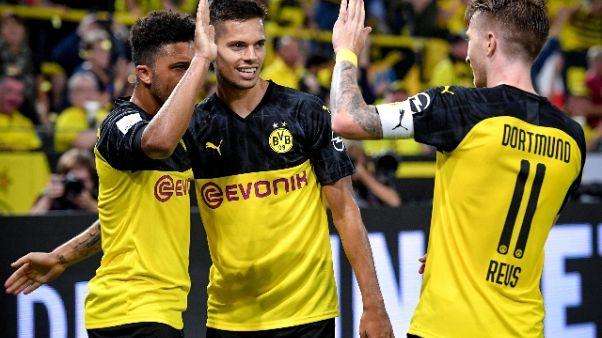 Calcio: Bayern ko, B.Dortmund vince 2-0