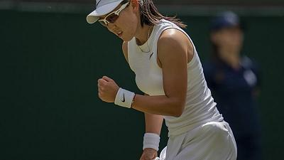 تشينغ مفاجأة البطولة تبلغ النهائي في سان هوزيه