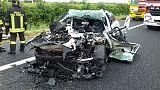 Incidenti stradali: due morti a Villorba