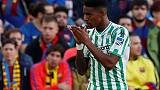 Barcelona sign Firpo from Real Betis on five-year contract