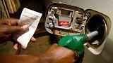 زيمبابوي ترفع أسعار الوقود مجددا وسط شح في الإمدادات
