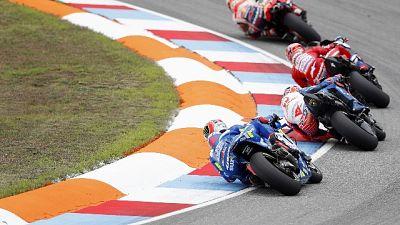 MotoGp:R.Ceca, vince Marquez,Rossi è 6/o