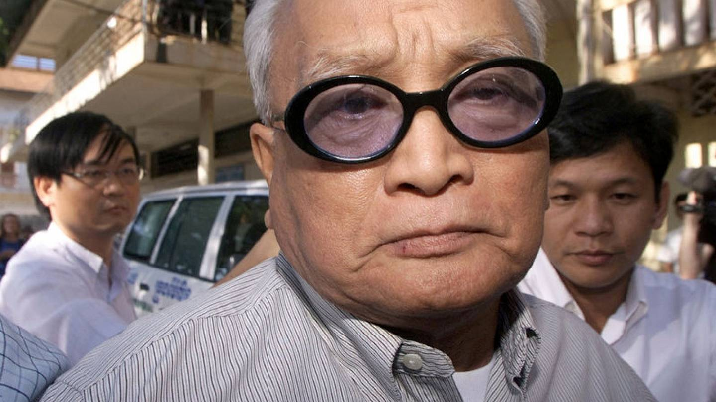Cambodian Khmer Rouge's chief ideologist, 'Brother Number Two', dead