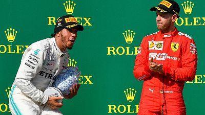 Vettel'non avevamo passo,lavorare tanto'