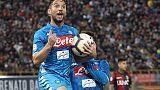 Amichevole Marsiglia-Napoli 0-1