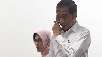 Indonesia president criticises state power company over blackouts