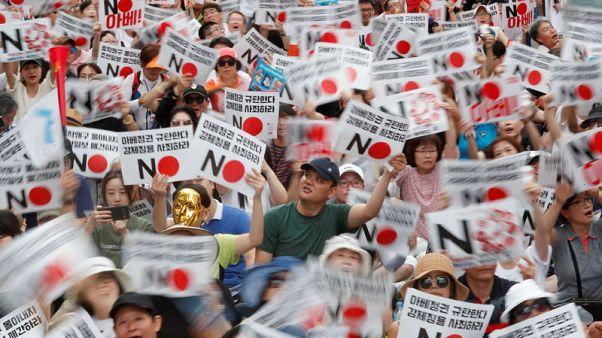 Japanese car sales slump in South Korea as diplomatic row worsens