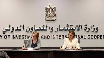 United States Signs Agreements for $59 Million in Bilateral Assistance for Egypt