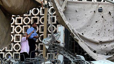 Twenty dead as car explodes outside Cairo hospital