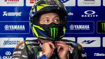 Moto: test Brno, Yamaha con nuovo motore