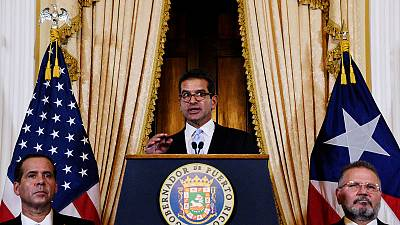 Puerto Rico's new governor is challenged in court - newspaper