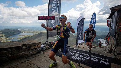 Triathlon - Tungesvik crowned Xtri world champion after thrilling sprint finish