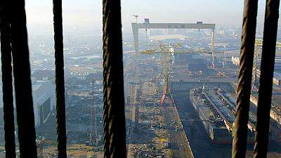 Titanic shipyard Harland and Wolff to enter administration