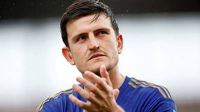 Manchester United sign England defender Maguire