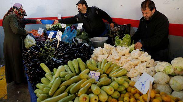 ارتفاع التضخم في تركيا إلى 16.65 %في يوليو