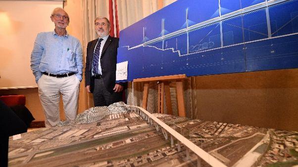Ponte Genova, genovesi suggeriscono nomi