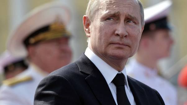Putin to Trump: We'll develop new nuclear missiles if you do