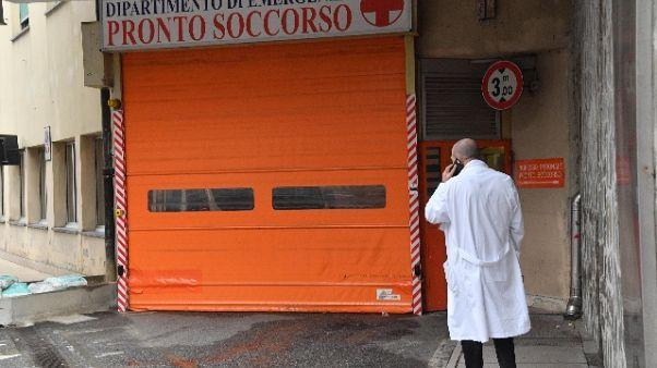 'Troppa attesa', 2 medici aggrediti