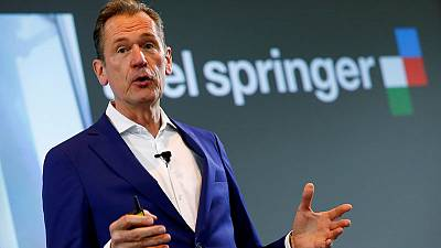 KKR buyout at Axel Springer clears minimum acceptance threshold