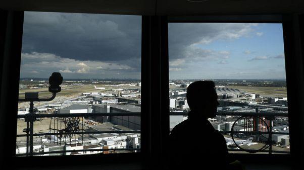 UK's Unite union calls off Tuesday's Heathrow Airport strike