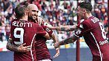 Torino:Baselli in gruppo, migliora Djidj