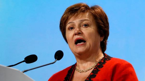 Germany expects Georgieva to become IMF head, Russia pledges support
