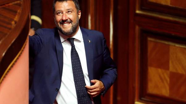 Italy government wins confidence vote on decree targeting migrant rescue ships