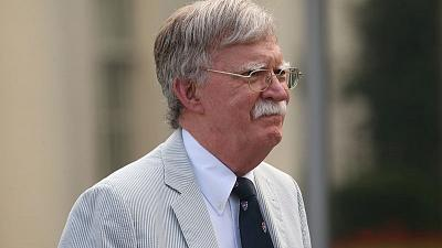 Bolton says time to act against Venezuela's Maduro after U.S. freezes assets