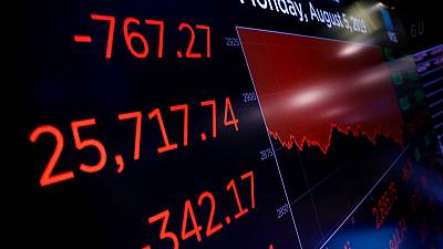 Stock market slump raises fears of deeper pain