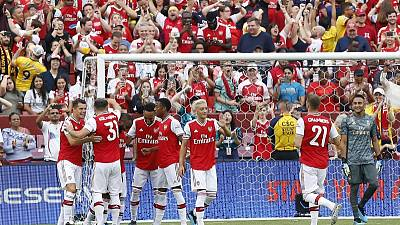 Top four is minimum requirement for unpredictable Arsenal