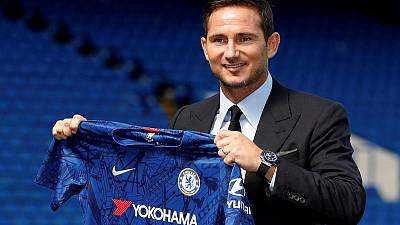 Goals the big issue for returning Chelsea great Lampard