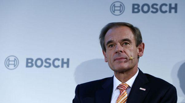 Bosch sees sales stagnating in 2019 -CEO in Sueddeutsche Zeitung