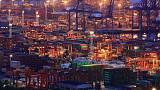 Trump dismisses fears of long-lasting trade war; China sees severe global impact