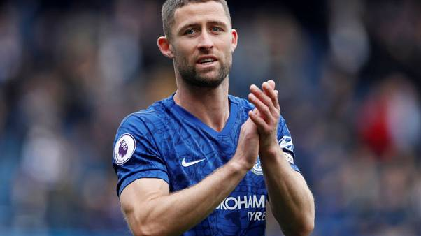Palace add experience at the back with Cahill capture