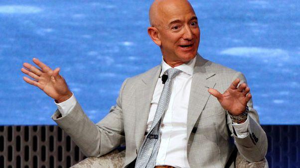 Jeff Bezos sells Amazon stock worth $2.8 billion last week