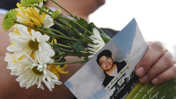 Teen victim of Texas mass shooting straddled bi-national culture