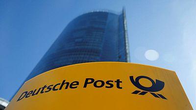 Deutsche Post raises 2019 forecast after postage hike