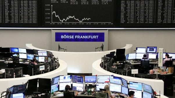 بيانات ألمانية تدعم الأسهم الأوروبية بعد يومين من الانخفاض