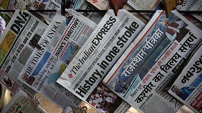 """إشادات وانتقادات في الهند لقرار مودي """"الجريء"""" بخصوص كشمير"""