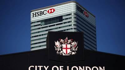 HSBC Bank UK pension scheme agrees £7 billion insurance deal