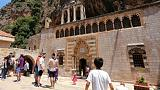 In Lebanon, a monastery brings together Christians scattered by war