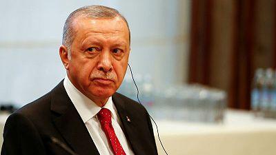 أردوغان: ينبغي ألا تصبح العلاقات مع أمريكا أسيرة الخلاف على منظومة إس-400