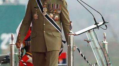 """قائد الجيش الباكستاني: الجيش سيذهب إلى """"أي مدى"""" لدعم قضية كشمير"""