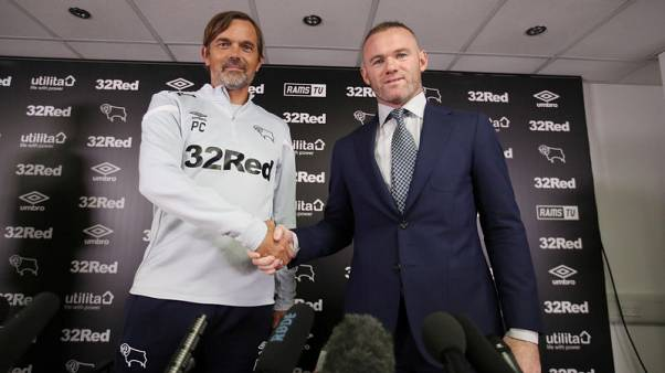 Rooney to return home as Derby player-coach in Jan 2020