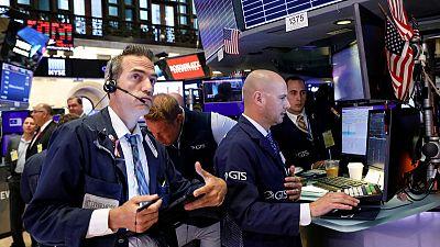 Jolted markets mark new 2019 milestones