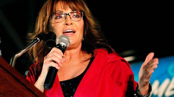 Sarah Palin can pursue defamation case against NY Times - U.S. appeals court